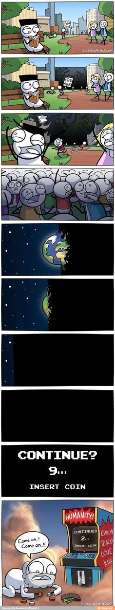 End of the world / iFunny :)