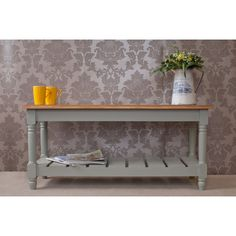 Casamore Coffee Table with Magazine Rack