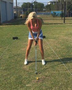 Golf Quotes Increase Your Golf Skills. Playing far better golf. Girls Golf, Ladies Golf, Women Golf, Golf Club Grips, Golf 7, Lpga Golf, Disc Golf, Sexy Golf, Golf Putting Tips
