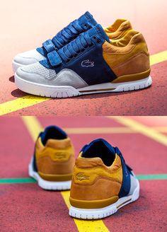 SneakerFreaker x Lacoste L!VE Missouri Friends Family Lacoste Sneakers, Best Sneakers, Shoes Sneakers, Lacoste Shoes Mens, Vans Shoes Outfit, Mens Puma Shoes, Mens Fashion Shoes, Sneakers Fashion, Nike Air Shoes