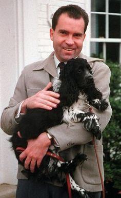 CHECKERS with Richard Nixon 1959