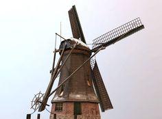ArtStation - Holland Windmill, Tiv Sol