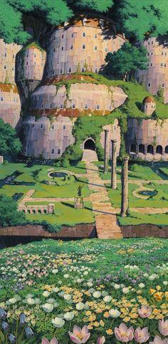 Overgrown Sul'Ashad ruin of an Arcanum