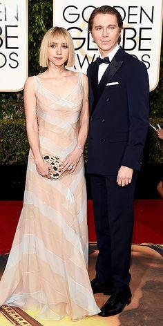 Golden Globe Awards 2016: Arrivals : People.com
