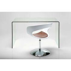 Γυάλινο Γραφείο Clear Club Μοναδικό γραφείο, για μια άκρως μοντέρνα και κομψή διακόσμηση! Υλικά: κατασκευασμένο από γυαλί 12mm. Intelligent Design, My Workspace, Kare Design, Retro, Office Decor, Ebay, Mirror, Table, Furniture