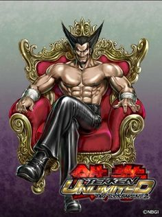 King of The Iron Fist