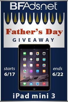 The perfect fathers day gift is one that is free  !