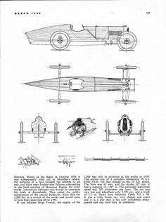 Panhard La Lame de Rasoir (Prototype parade №267)