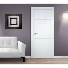 Arazzinni Smartpro Polar White Modern Interior Door Interior throughout dimensions 1346 X 1200 Bedroom Door Design White - Your home is a place you Contemporary Interior Doors, White Interior Doors, Interior Door Styles, Door Design Interior, White Doors, Modern Interior Design, Contemporary Bedroom, Bedroom Modern, Modern Contemporary