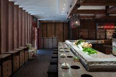 Qimin Hot Pot Restaurant by Hot Dog Decor Interior Design, Shanghai – China » Retail Design Blog
