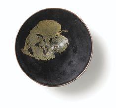 Bol en Grès émaillée Jizhou Dynastie Song