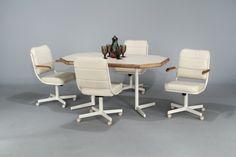 Wheeled Kitchen Chairs