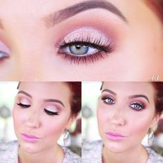 Fresh Spring Makeup Tutorial | Pinks & Neutrals | Jaclyn Hill