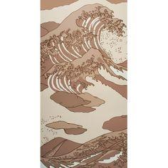 "Found it at Wayfair - Onda 15' x 27"" Abstract Wallpaper"