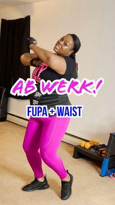 Lower Belly Workout, Slim Waist Workout, Butt Workout, Gym Workout For Beginners, Fitness Workout For Women, Workout Videos, Curvy Girl Workout, Weight Loss Workout Plan, Workout Challenge