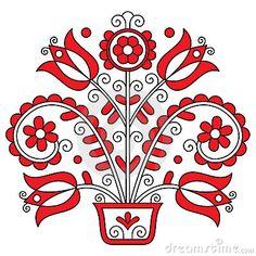 """Folk Embroidery Patterns Képtalálat a következőre: """"magyar motívumok sablon"""" Chain Stitch Embroidery, Embroidery Stitches, Embroidery Patterns, Machine Embroidery, Hungarian Embroidery, Folk Embroidery, Learn Embroidery, Bordado Popular, Stitch Head"""