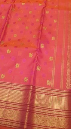 Kanjeevaram- how rich this saree is looking
