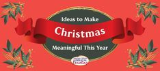 Ideas to Make Christmas Meaningful This Year - Thriving Kids Connection Kids Connection, Seeking God, Follow Jesus, Worship Songs, Before Christmas, Shit Happens, How To Make, Faith, Ideas