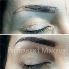 Permanent makeup by Kouki , eyebrows tattoo