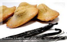 Gourmande sans gluten: Madeleines à la vanille sans gluten et le secret d'une belle bosse...