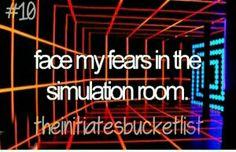 #10 the initiates bucketlist || I wanna do all of them ❤