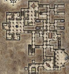 Death House Dungeon 1st level - Imgur