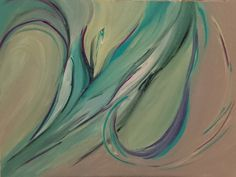 Forår maleri 1