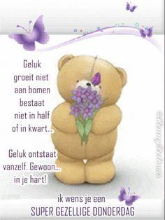 Love Images, Happy Friday, Smurfs, Teddy Bear, Hugs, Animals, Character, Diy, Good Morning