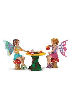 Safari Ltd. Tea Party Fairy Figurines available at #Nordstrom