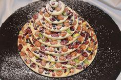 Surprise de Noël, #Julien Beaulieu Beaulieu, Julien, Pancakes, Breakfast, Morning Coffee, Pancake, Crepes