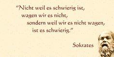 Sokrates - Zitat