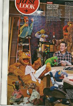 Love him and love the Muppets!