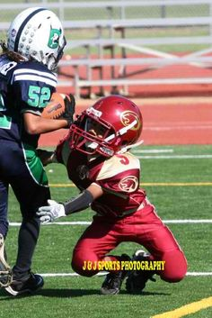 How To Recognize And Prevent Concussions in Pop Warner Football