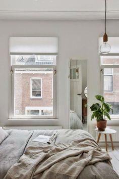 light, light, light! / avenuelifestyle bedroom. light. interiors. home. room. interior. design. decor. neutrals.