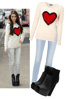"""""""Cher Lloyd Style #2"""" by linavega ❤ liked on Polyvore"""