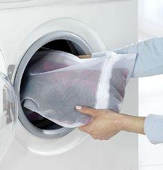 filet pour faire le lavage
