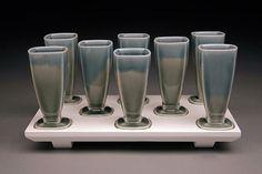 Nicholas Bivins: Toasting Cups (8)