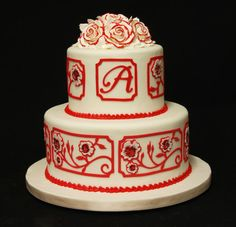Cake Decoration Alexandria : 1000+ images about Cake Decorating on Pinterest Cricut ...