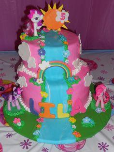 my little pony cakes   MY LITTLE PONY CAKE