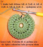 Háčkovaná čepička - super návod   Miluju háčkování Crochet 101, Diy Crafts Crochet, Crochet Fabric, Crochet Chart, Free Crochet, Different Crochet Stitches, Crochet Stitches Free, Crochet Symbols, Ravelry Free Patterns