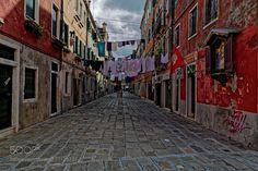 Calle Nuova - Calle Nuova Venezia (Venezia Castello)