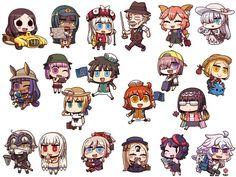 Fgo Game, Fate Servants, Fate Anime Series, Good Smile, Type Moon, Fate Stay Night, Funny Comics, Fate Zero, Artist Art