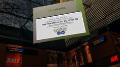 Final nail in the hype train coffin. The German mall took down all Gen 2 mentioning posters and put up a new ad - this time no Gen 2 mention. Niantic still silent if this was a leak or false advertising on the mall's part. : TheSilphRoad