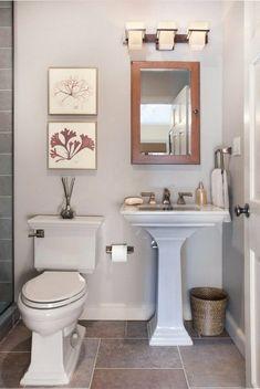 Comment Am Nager Une Salle De Bain 4m2 Small Half Bathroomsideas