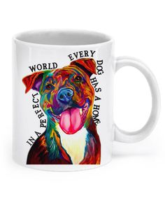 Perfect Pit Bull Mug pbmug22