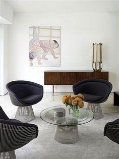 Mid Century Modern Decorating   Third Floor Design Studio: Going Retro.