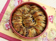 Crispy Roasted Potato Spiral