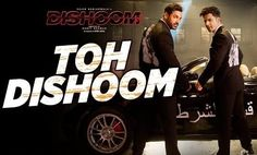 Toh Dishoom Full Mp3 Songs Download Dishoom Movie   Download Link :: http://songspkhq.com/toh-dishoom-songs-download/