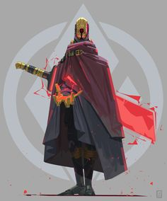 ArtStation - Character Designs / Sketches 2, Ed Laag