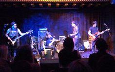 Black Cat Bone play The Voodoo Rooms 16.05.15